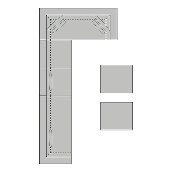 FLORENZ Set 4 | B: 449 | H: 70 |T: 225