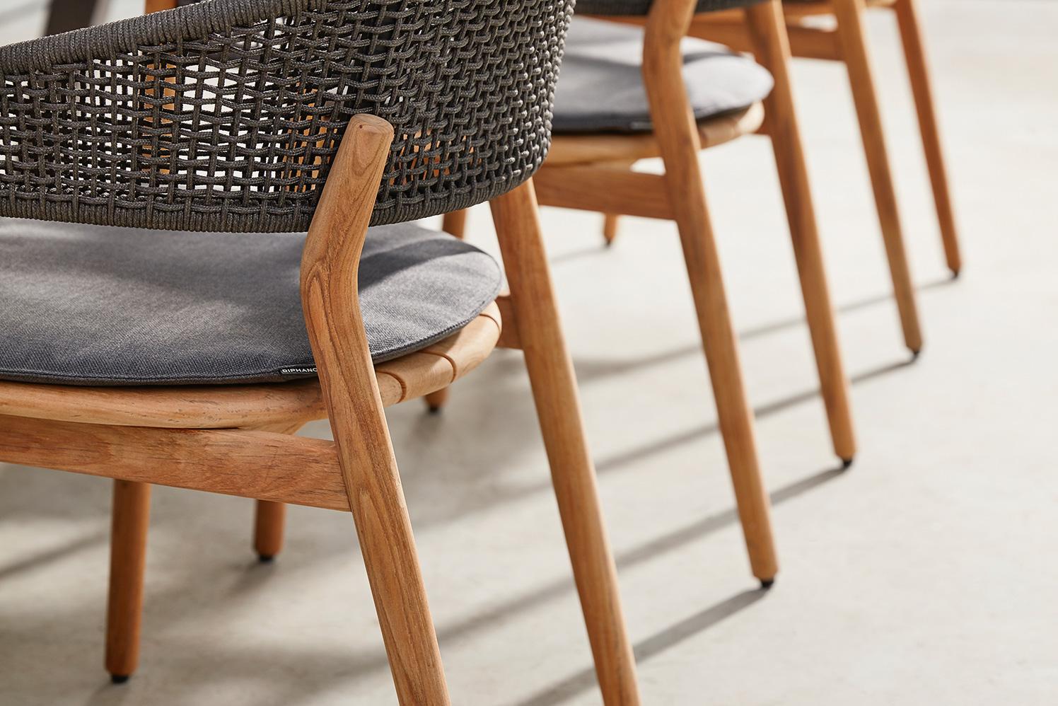 Gartenmöbel aus Teak Holz