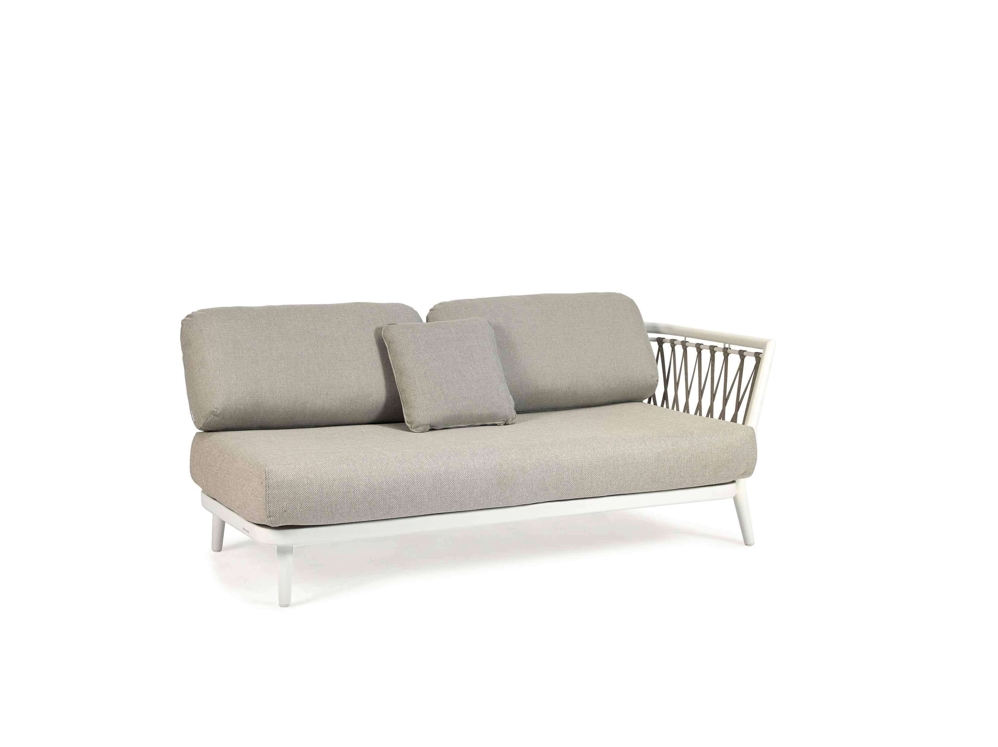 BARCELONA 2-Sitzer mit Armlehne rechts