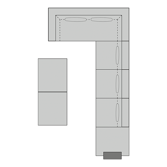 FLORENZ Set 2   B: 412   H: 70  T: 225