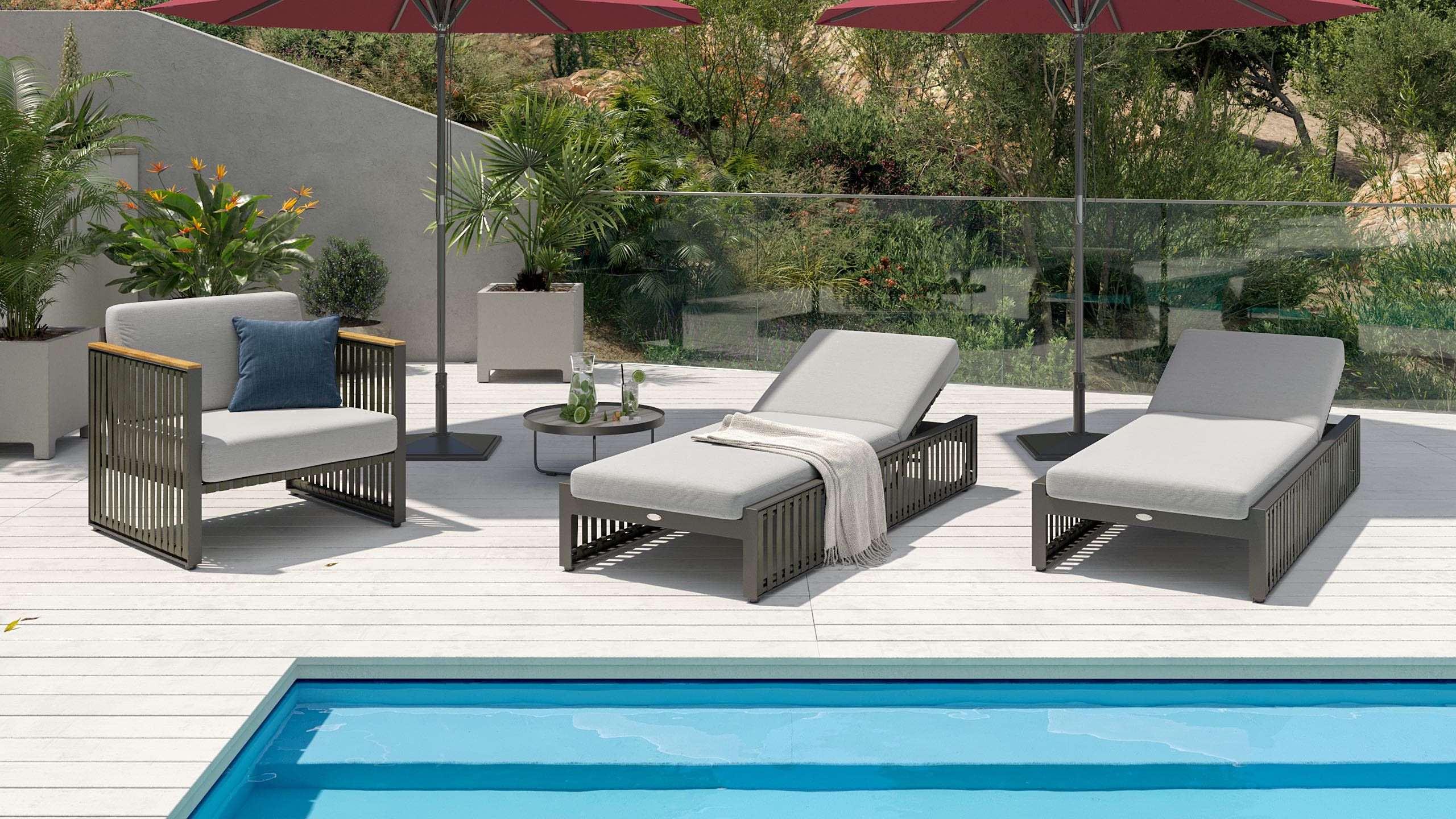 YACHT Lounge Set