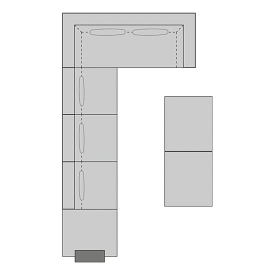 FLORENZ Set 2 | B: 412 | H: 70 |T: 225