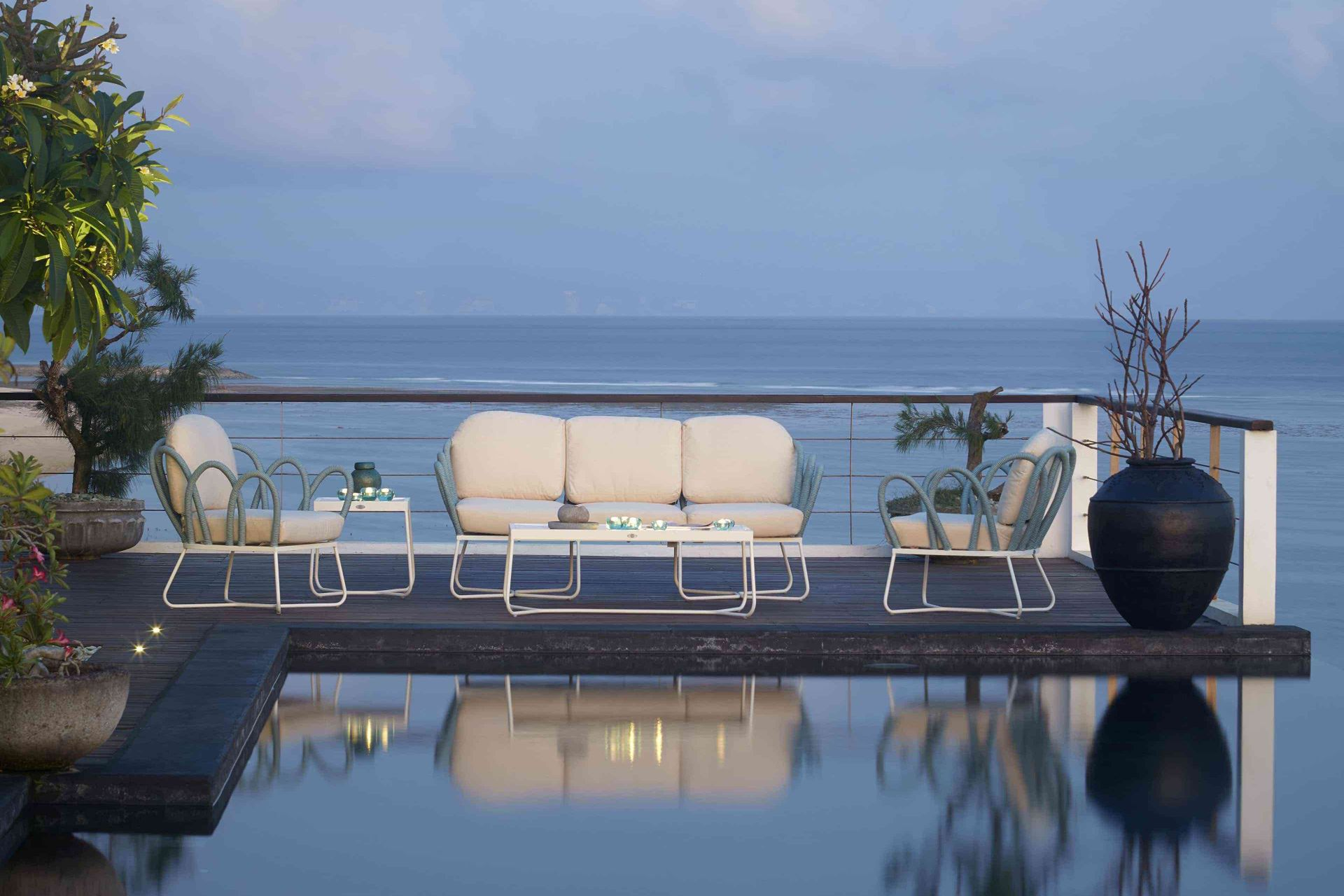 SANTORINI Lounge Set