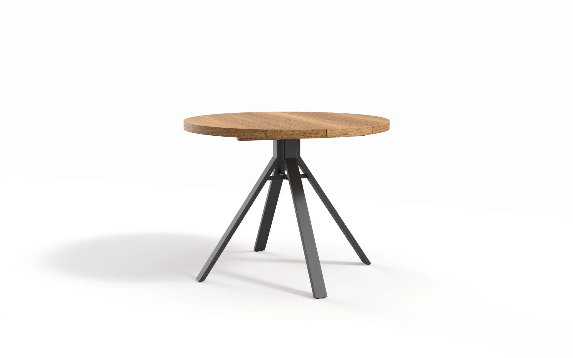 ALASKA Tisch rund