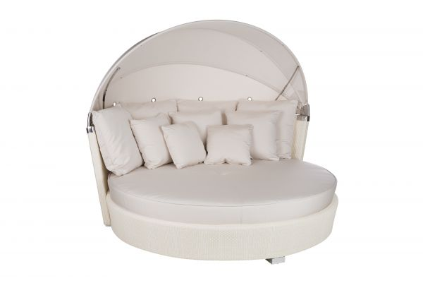 TANSANIA Daybed mit Dach