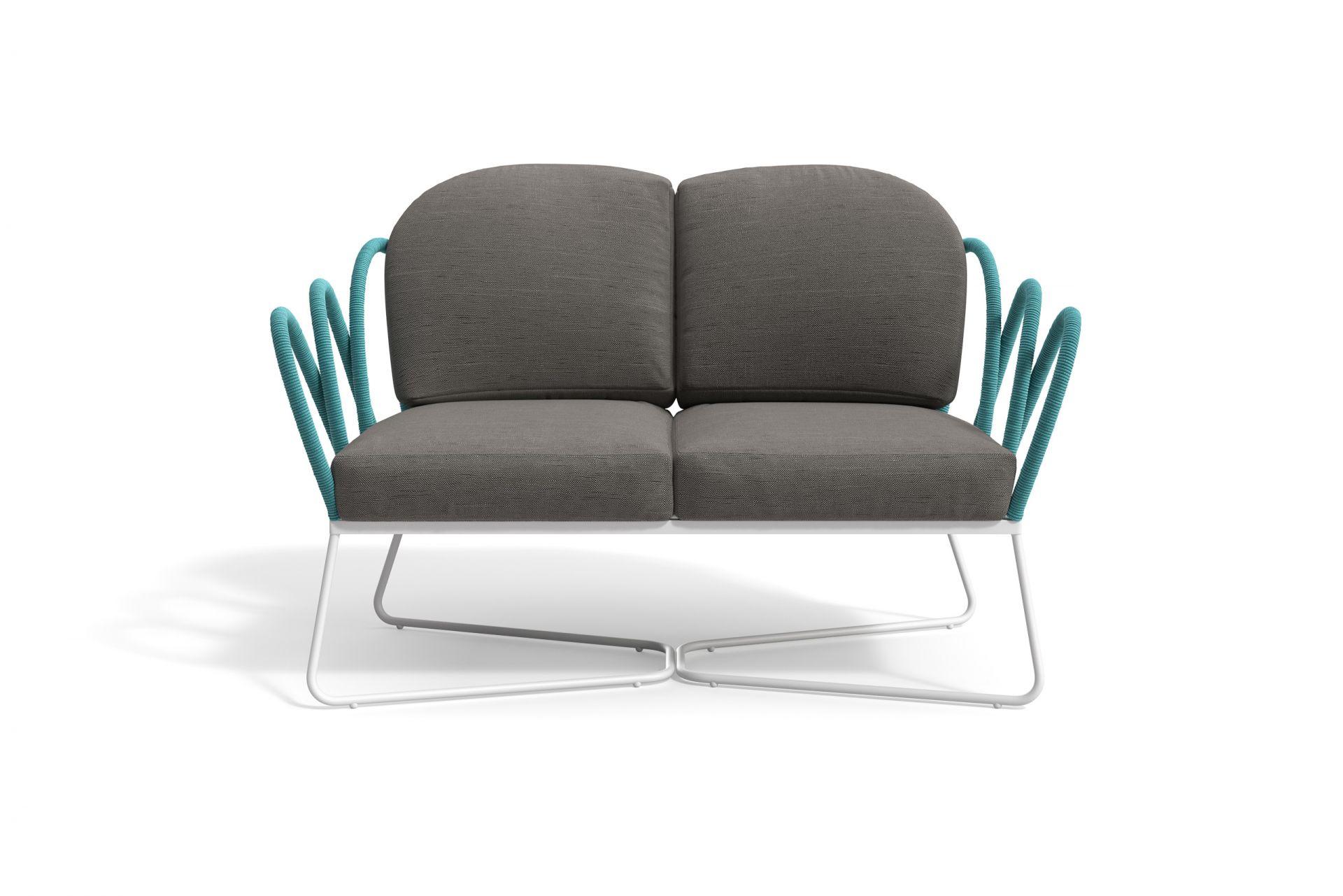 SANTORINI 2-Sitzer