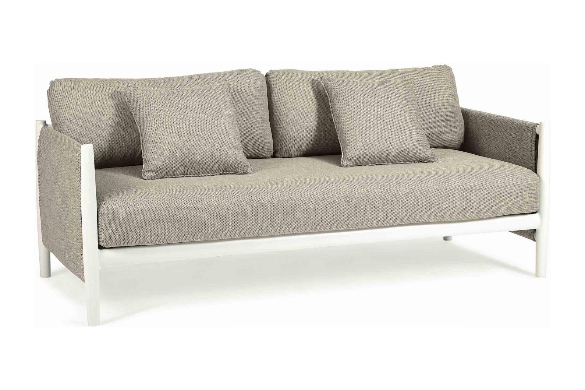 SEVILLA 2-Sitzer mit  Armlehne Stoff