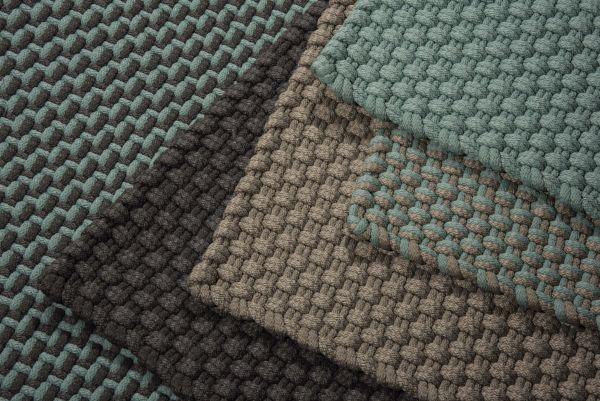 Uni Outdoorteppich (2er Set) sand