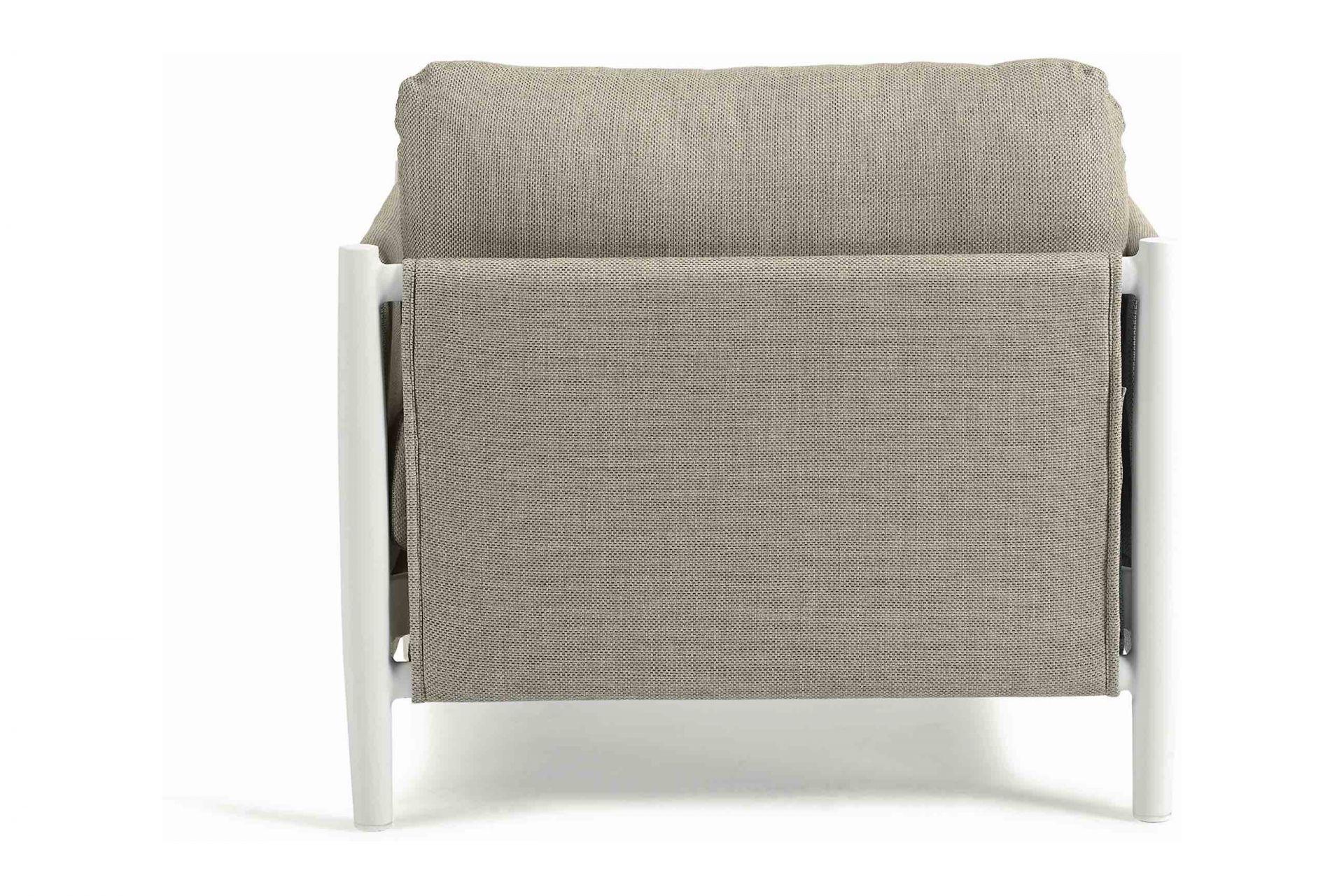 SEVILLA 1-Sitzer mit Armlehne Stoff