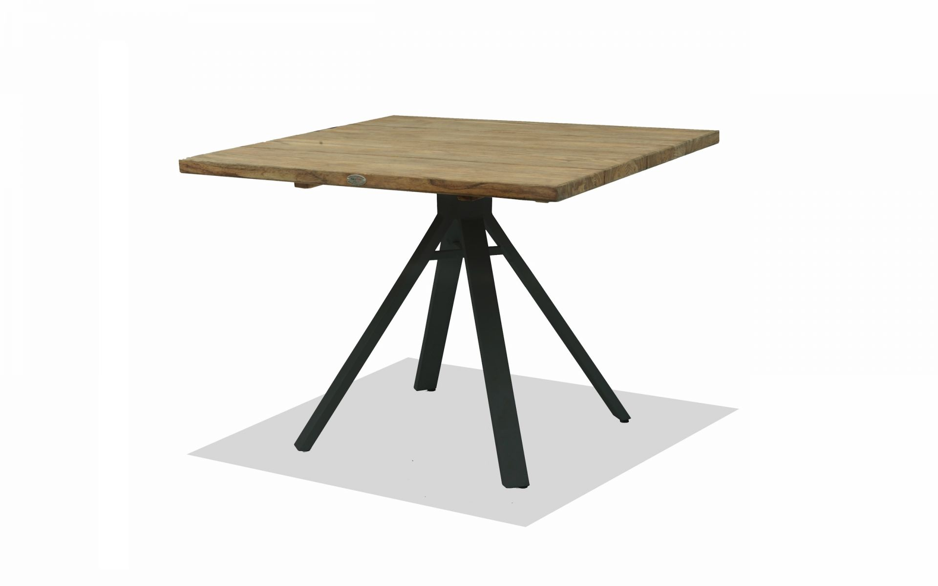ALASKA Tisch eckig