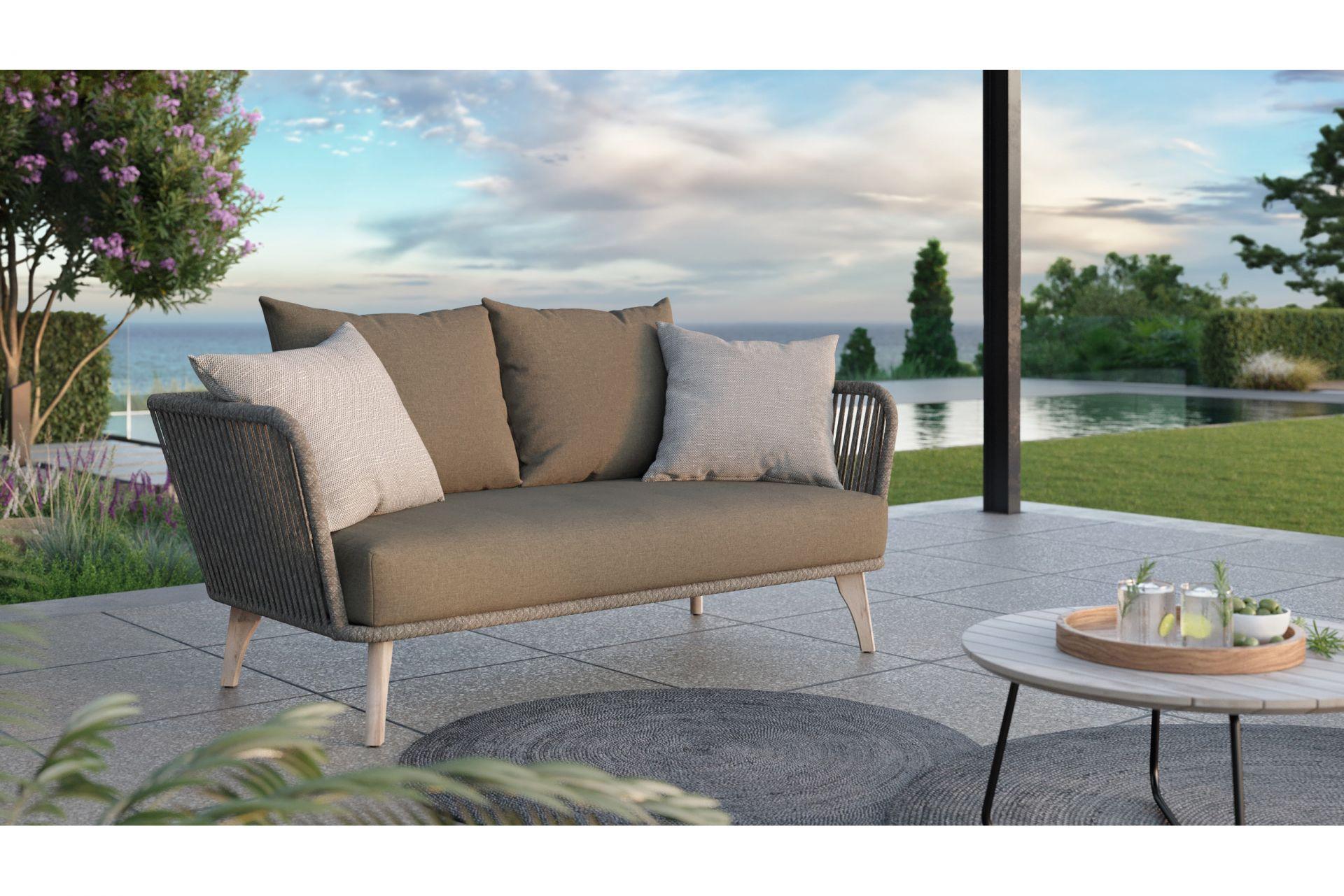 KANADA 2-Sitzer Sofa